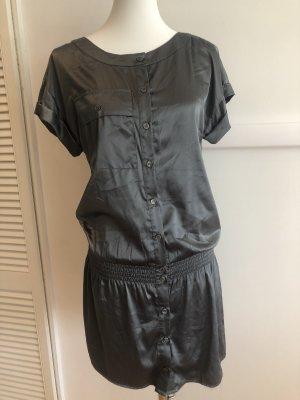 Kleid, Shirt-Kleid, Long-Shirt