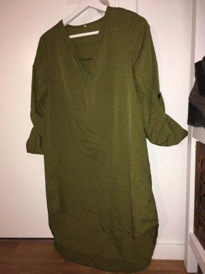 Kleid Shirtkleid Oversize