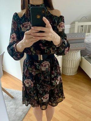 Kleid SIENNA Gr. 34 S XS Blümchenkleid Babydoll
