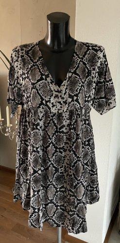 Kleid Snakeprint Gr. S von Zara