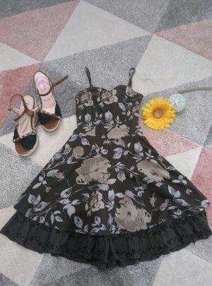 Kleid Sommer Blümchen