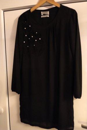 christina  gavioli Midi Dress black