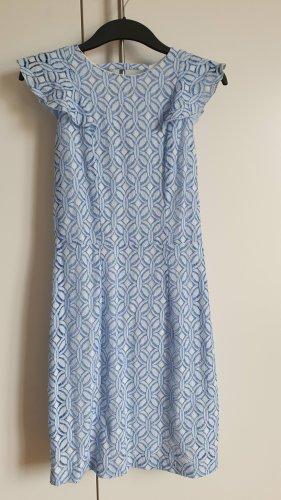 Kleid Sommerkleid Esprit Etuikleid 34 hellblau Neu
