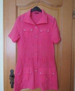 Kleid, Sommerkleid, Gr.40/M, rosa-pink