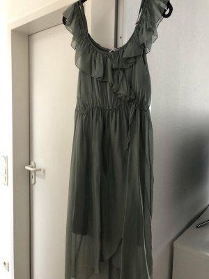 Kleid Sommerkleid Gr. S 36 Seide