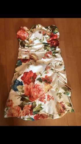 Bandeau Dress white