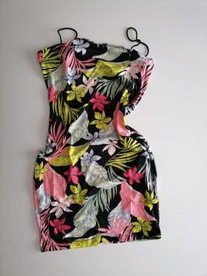 Kleid Sommerkleid mini 34 XS