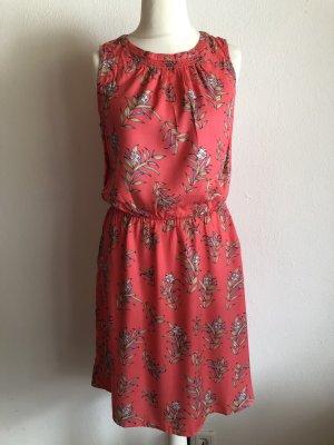 Kleid Sommerkleid Minikleid leicht gemustert Gr. 42