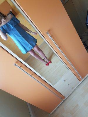 Kleid Sommerkleid Off shoulder NEU