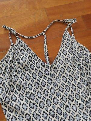 Kleid Sommerkleid Review Größe XS 34 NEU