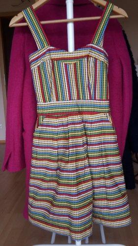 Kleid Sommerkleid Stretch Minikleid