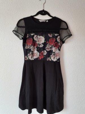 Kleid Spitze Blumen von Dorothy perkins Größe 36