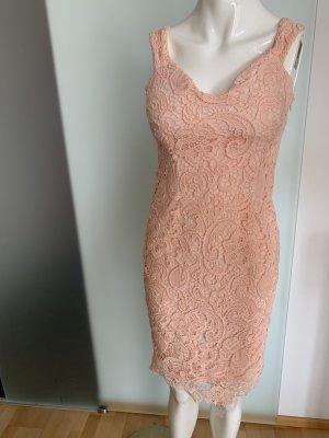 Kleid Spitze Gr 36 38 S von Eva&Lola