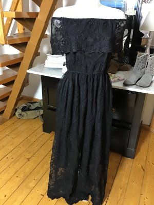Kleid Spitze lang Neu