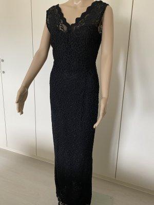 Kleid spitze mit Glitzer Effekt gr 36/38 laut Masse neuwertig