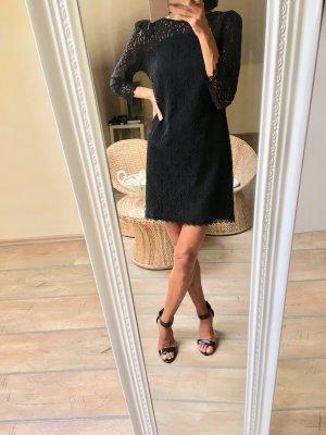 Kleid spitze schwarz  Neu!