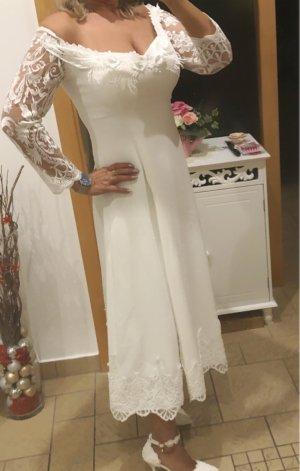 Fame Robe de mariée multicolore