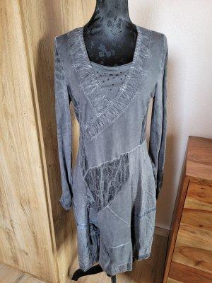 Biba Jersey Dress dark grey