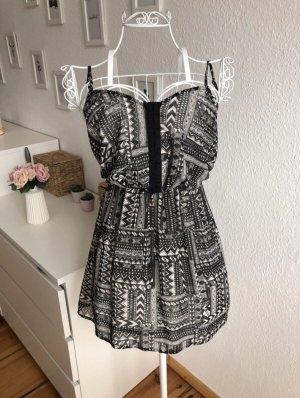 Kleid Strand Sommer Muster Azteken Sparkle & Fade