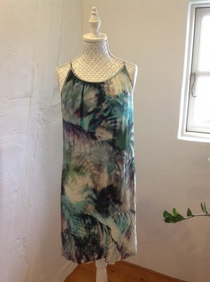 Kleid, Strandkleid mit tollen Farben in Gr. 36