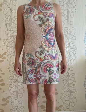 Desigual Knitted Dress multicolored