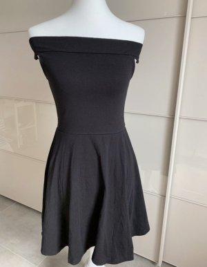 Kleid SuperDry S schwarz Carmen