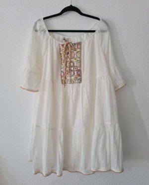 Kleid Suza Hippie Boho Stickerei Gr. 42 NEU