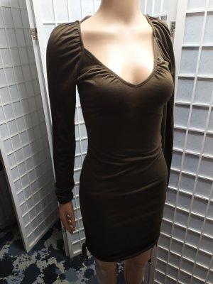 Kleid Sweatkleid Strechkleid S Killah tailliert minimalistisch