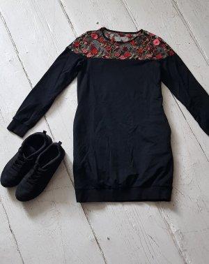 Kleid, Sweatkleid, Winterkleid