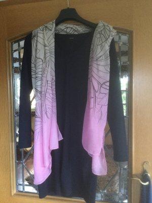 Kleid Sweatmaterial