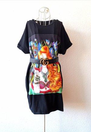 Kleid T-shirt Print Blogger