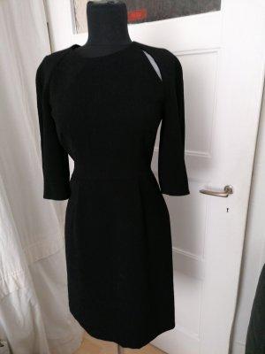 Tara jarmon Sukienka z wycięciem czarny