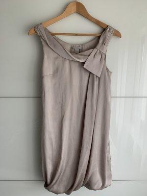 Kleid taupefarben Gr. 36