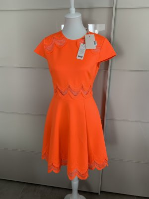 Kleid TED Baker 2 orange *Neu*
