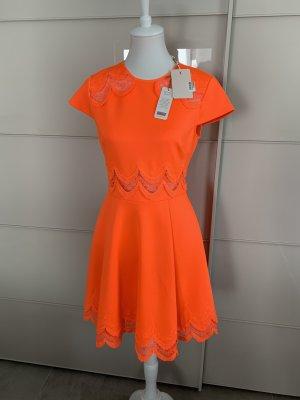 Kleid TED Baker 2 orange *Neu*