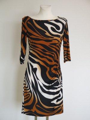 Jersey Dress multicolored viscose