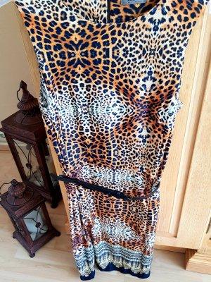 Kleid Tigerprint Gr38