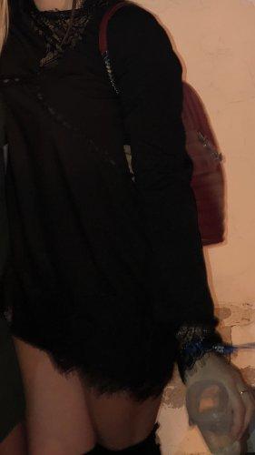 Kleid Tigha mit Spitze