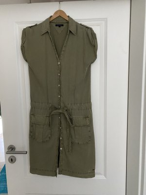 Tommy Hilfiger Denim Cargo Dress khaki