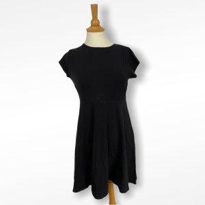 Topshop Midi-jurk zwart