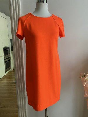Kleid Topshop orange 36 S wie NEU