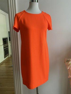 Kleid Topshop orange 36 S wie NEU