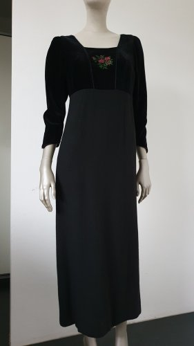 Hasegg Empire Dress black