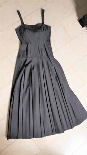 Collection Pinafore dress dark grey