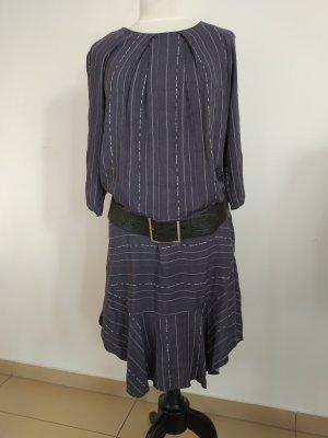 Noa Noa Tunic Dress grey lilac
