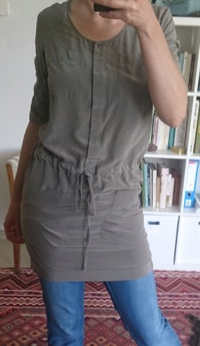 Kleid Tunika aus Seide