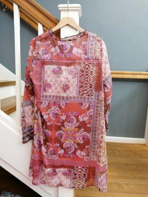 Kleid Tunika Cream Beerenfarben  Modell Gusta 40