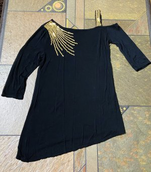 ATMOSPHÄRE Sukienka mini czarny
