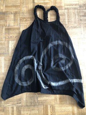 Ohne Tunic Dress black-light grey