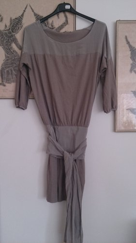 Kleid Tunika mit Seide